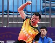 全运乒乓男团-侯英超率陕西队进四强 卫冕冠军出局