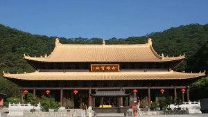 广州华峰寺:东江纵队革命根据地