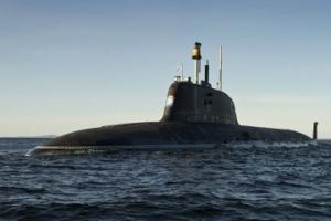 """俄""""喀山""""号核潜艇将于5月7日服役,已经拖延两年"""