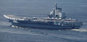 """中国海军""""双航母出巡""""回击美军施压锤炼远海战力"""