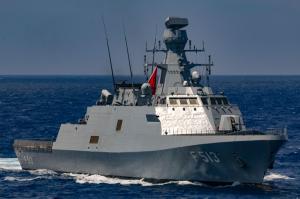 乌克兰订购两艘土耳其护卫舰,由两国船厂共同建造