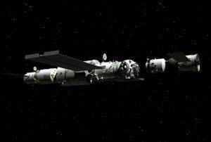 空间站工程今明两年要11连发
