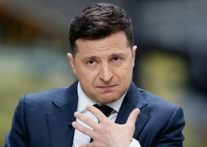 烏克蘭總統發推官宣加入北約,遭拜登否認
