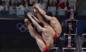 东京奥运会|今日份中国队金牌瞬间