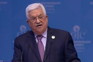 巴勒斯坦总统要求以色列一年内结束对巴领土的占领