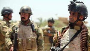 伊拉克军方在基尔库克省击毙8名极端组织成员