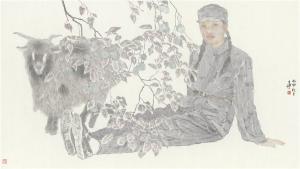 """寻访著名画家梁文博的精神原乡,品读其关于生命的""""大美""""叙事"""