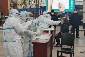 黑龙江昨日新增确诊47例 新增无症状感染者88例