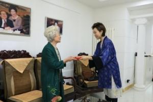 京剧艺术家刘秀荣出任戏委会荣誉顾问