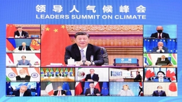 World leaders pledge to tackle climate change at summit