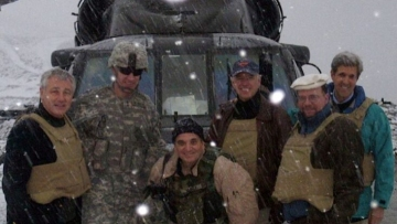 Former Biden interpreter left behind in Afghanistan: media