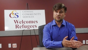 1st Afghan refugee since Taliban takeover arrives in Utah