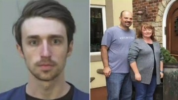 Wisconsin man charged in parents' killing and dismemberment