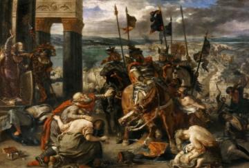 给外族带路,关键时刻跑路,不会这些别当13世纪初的拜占庭皇帝