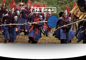 明代中日盔甲谁家强?大明:武士都是明吹,大明传家宝就是样子货
