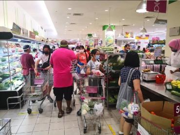 吉隆坡再現搶購潮