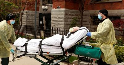 养老院为何成为美国新冠肺炎疫情的重灾区?