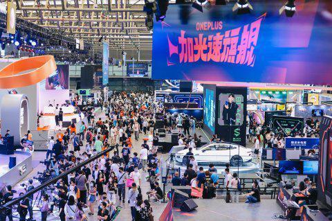第十九届中国国际数码互动娱乐展览会(ChinaJoy)在上海落幕