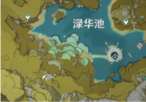 原神1.3夜泊石详细采集地点一览