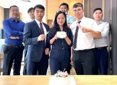 瓴承家族办公室总经理吴科承一行到访太平洋保险集团,探讨交流财富管理事业