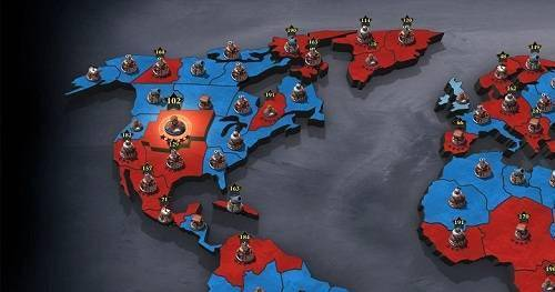 谍战危局《战争与文明》特殊兵种 限时解锁