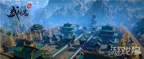 开放世界武侠《武林志2》今日开启Steam抢先体验