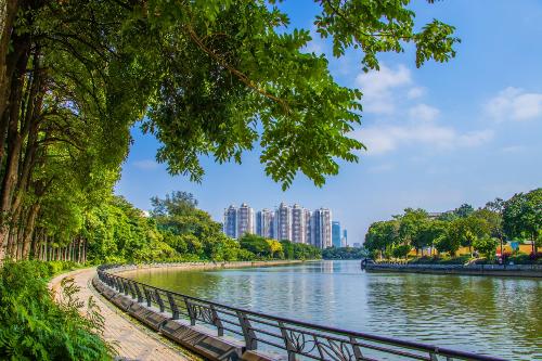 广州全面推行河湖长制营造全民治水氛围 开发最美巡河路线