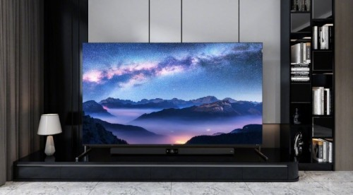 听说这台98英寸电视能刷新你居家生活的新姿势