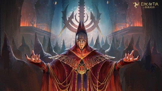 异端侵袭重塑秩序《泰亚史诗》全新资料片开启预约