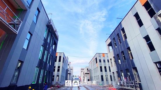 """这就是山东·潍坊丨潍城区大手笔打造""""智慧园区"""",高质量赋能发展"""