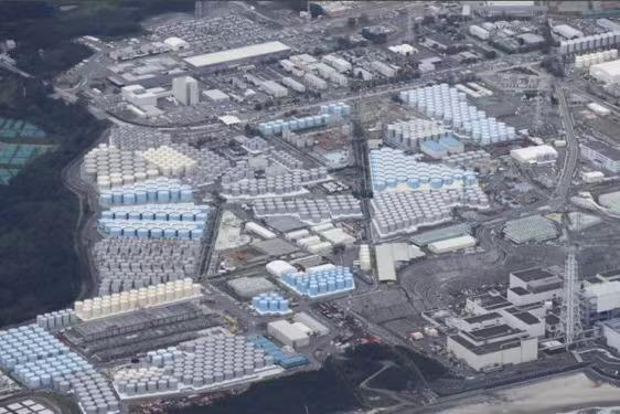 日媒:福岛第一核电站核污水将通过海底隧道排海