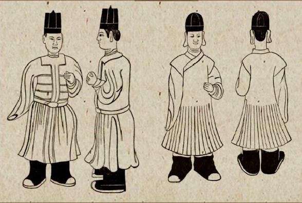 沈从文:中国古代穿衣时尚指南