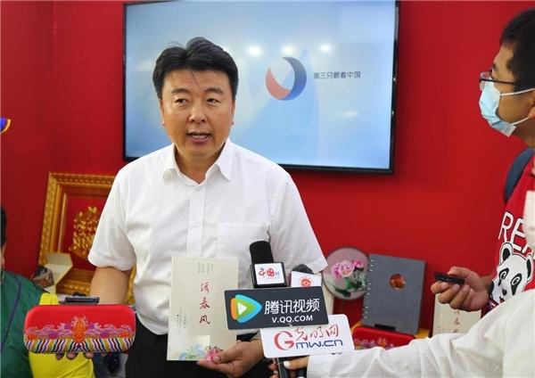 辽海出版社:用非遗文化讲好中国故事