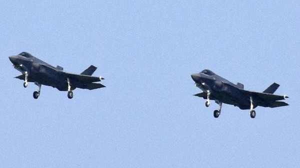 日媒称日本战机5年紧急起飞4743架次