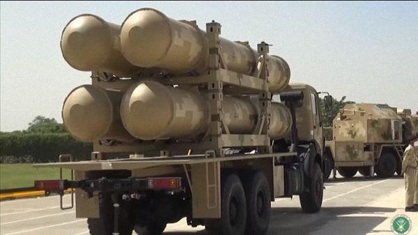 """巴""""红旗""""-9导弹服役,远程防空领先印度一步"""
