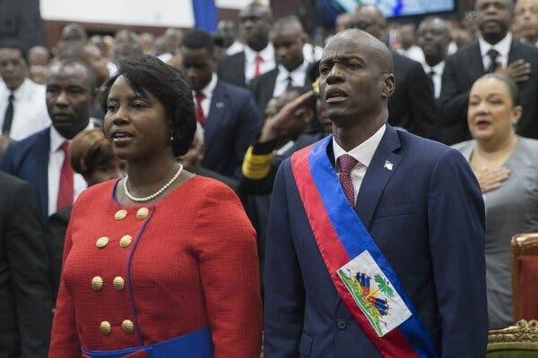 海地前公职人员下令刺杀海地总统 此人下落不明!