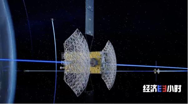"""百亿分之三秒精度!北斗卫星的""""心脏""""这样跳动"""