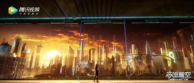 《吞噬星空》热血开播 用东方美学讲述中国科幻故事