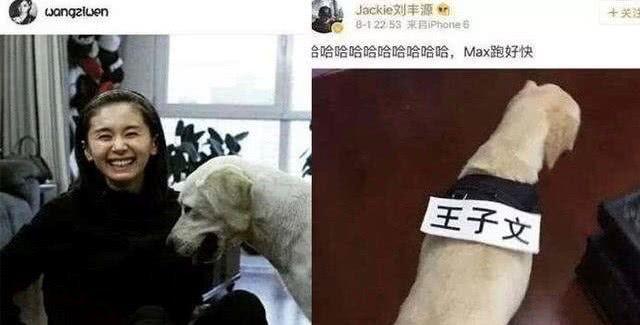 王子文隐婚儿子生父曝光 疑是富二代演员刘丰源