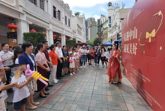 广东省文化艺术活动和旅游业态持续升温 文旅融合特色成假期活动主旋律