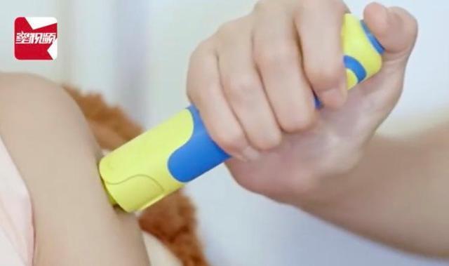 不怕打针了!我国儿童药物获批无针注射!