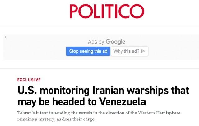 伊朗海军最大军舰在阿曼湾起火沉没 原因未知!