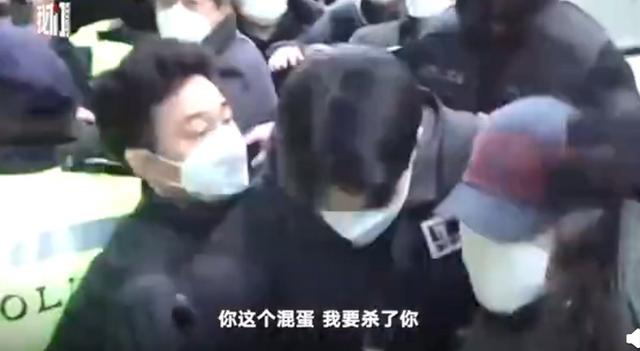 韩国民众给素媛案罪犯家断燃气