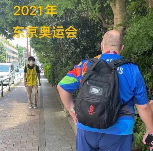 """这我熟啊!东京奥运会""""惊现""""北京奥运会纪念包"""