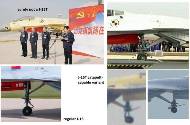 美媒:歼-15舰载机项目出现实质进展