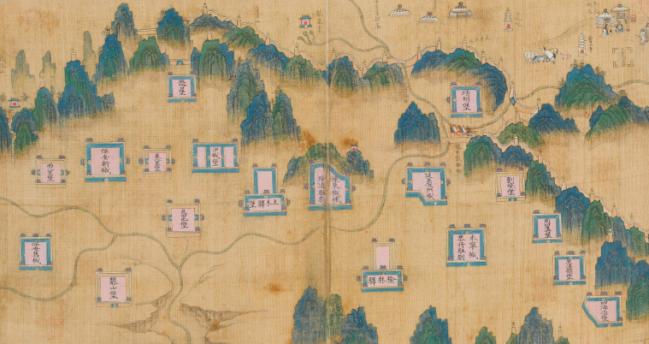 """驻师土木堡的无奈:被也先暗中""""观察""""的小皇帝"""