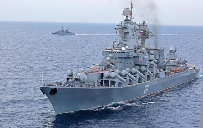 """俄海军逼近珍珠港 在美""""家门口""""演习有何目的"""