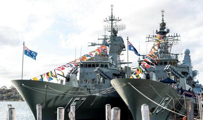 日本驻澳大使鼓动澳大利亚介入东海