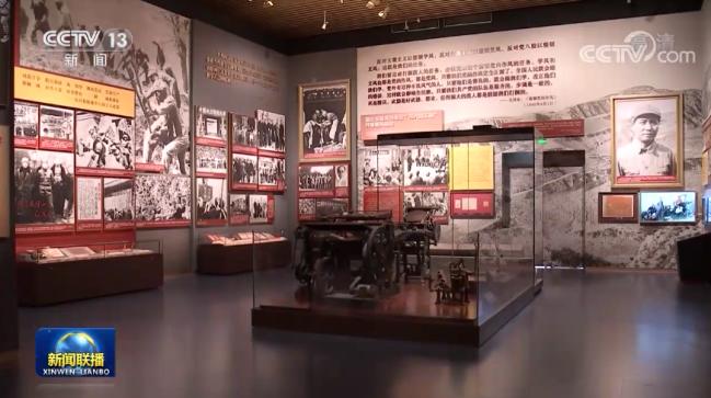 中国共产党历史展览馆举行首场专场参观,更多震撼细节→
