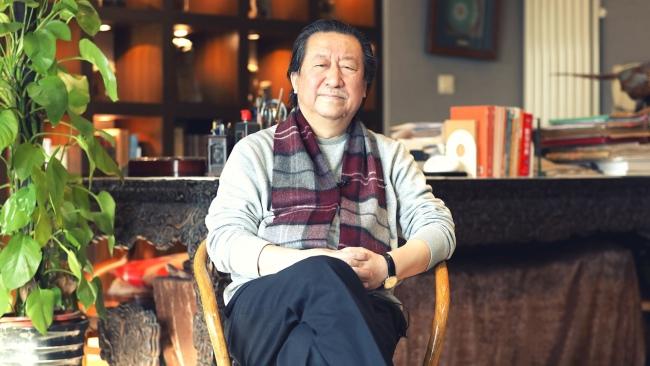 中国文促会主席杨晓阳发表牛年新春贺词